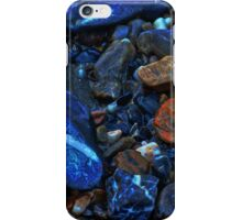 Blue Stone iPhone Case/Skin