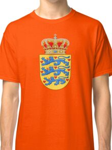 Coat of Arms of Denmark Classic T-Shirt