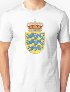 Coat of Arms of Denmark T-Shirt