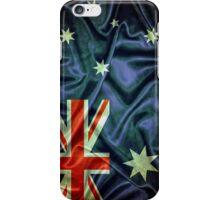 Australia flag. iPhone Case/Skin