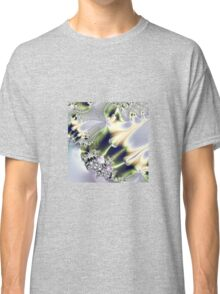 On Gossamer Wings the Faeries Fly Classic T-Shirt