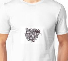 Scared and Scary Deep Sea Dweller Unisex T-Shirt