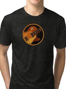 Vintage Gibson Les Paul Custom 1959 Tri-blend T-Shirt