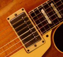Vintage Gibson Les Paul Custom 1959 Sticker
