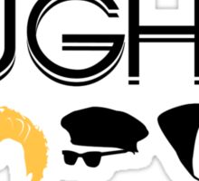 John Hughes Rules Sticker