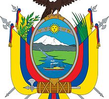 Coat of Arms of Ecuador  by abbeyz71