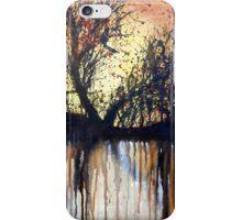 Dawn on the Flood iPhone Case/Skin