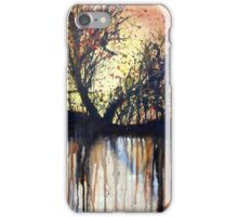 Dawn on the Flood iPhone Case/Skin