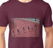 USA. Philadelphia. University of Pennsylvania. Men's competition. Unisex T-Shirt