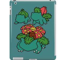 Bulbasaur, Ivysaur and Venusaur iPad Case/Skin