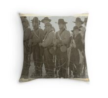 Last Thoughts Throw Pillow