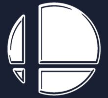 Super Smash Bros. Logo by PyroSmiley