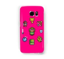 Link with his hoard Samsung Galaxy Case/Skin