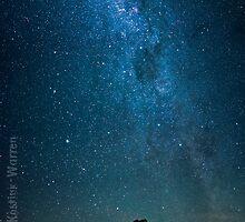 Tairua by Night by Max Kostiuk-Warren