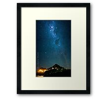 Tairua by Night Framed Print