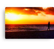 I'm Walking on Sunshine! Canvas Print