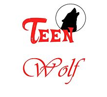 Teen Wolf Red by rhizatay