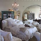Shabby Chic Bedding  by SizzleandZoom