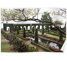 The Italian Garden Poster