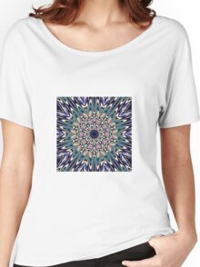 Star Burst Women's Relaxed Fit T-Shirt