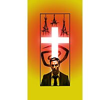 True Detective - Poster Variant Photographic Print