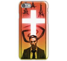 True Detective - Poster Variant iPhone Case/Skin