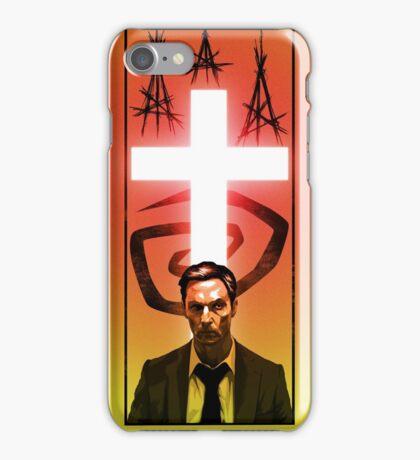 True Detective - Poster Variant iPhone Case/Skin