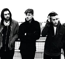 The 1975 poster by lamekat