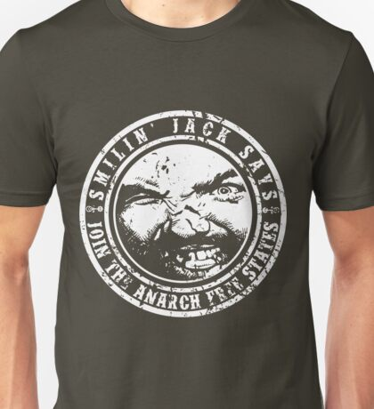 Smilin' Jack and the Anarch Free States Unisex T-Shirt