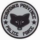 Zubrowka Province Police Force by scribblechap
