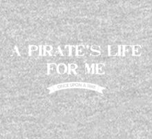 Once Upon a Time - A Pirate's Life for Me One Piece - Long Sleeve