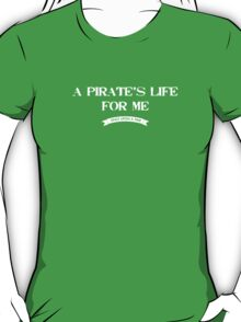 Once Upon a Time - A Pirate's Life for Me T-Shirt