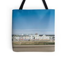 Blackpool seafront guest houses Tote Bag