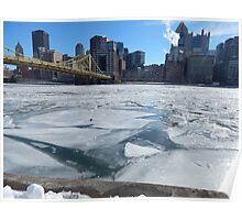 Frozen Ice Poster