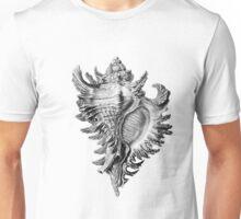 Vintage Sea Shell  Unisex T-Shirt