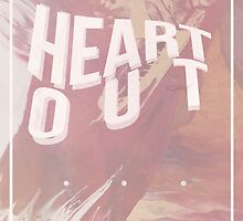 HEART OUT // THE 1975 DESIGN by badsteel