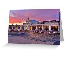 Grand Pavilion, Porthcawl Greeting Card