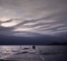 Dark and Moody Morning by Karine Radcliffe