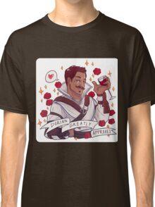 Dorian Approval - Dragon Age Classic T-Shirt
