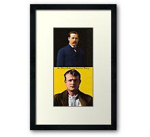 Butch Cassidy and The Sundance Kid 20131012 Framed Print