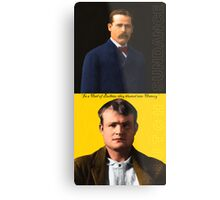 Butch Cassidy and The Sundance Kid 20131012 Metal Print