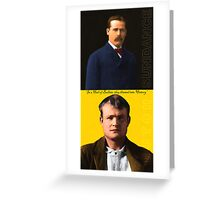 Butch Cassidy and The Sundance Kid 20131012 Greeting Card