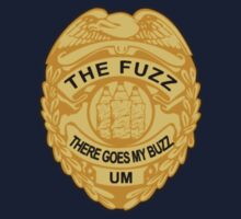 The Fuzz Badge by heavynuggets