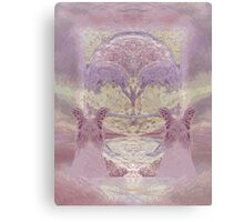 Peace and Relaxation Tree of Life Canvas Print