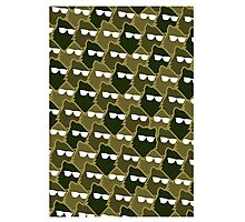 Wolf Wall - Army Man Photographic Print