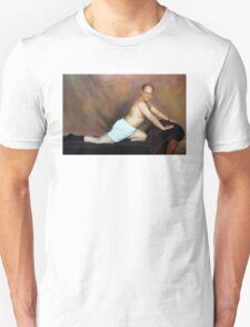 George pose Unisex T-Shirt