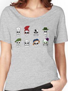 Grim Fandango Skulls Women's Relaxed Fit T-Shirt