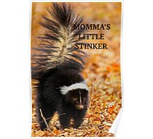 MOMMA'S LITTLE STINKER Poster