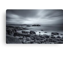 In A Tidal Wave Of Mystery Canvas Print