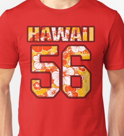 Hawaii 56 Unisex T-Shirt